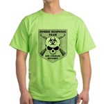 Zombie Response Team: Los Angeles Division Green T
