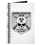 Zombie Response Team: Los Angeles Division Journal