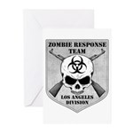 Zombie Response Team: Los Angeles Division Greetin