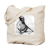 African Owl 1978 Tote Bag