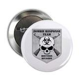 "Zombie Response Team: Houston Division 2.25"" Butto"