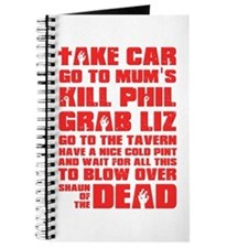 Shaun of the Dead Pint... Journal
