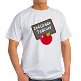 Fun 2nd Grade Teacher Gift T-Shirt