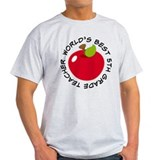 World's Best 5th Grade Teacher Gift T-Shirt