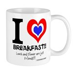 I love Breakfast Mug