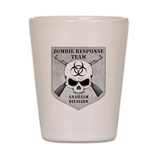 Zombie Response Team: Anaheim Division Shot Glass