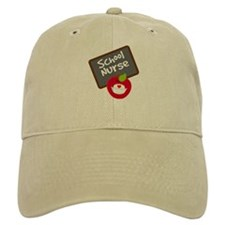 Fun School Nurse Gift Baseball Cap