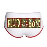 Cute Jewish map Women's Boy Brief