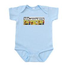0322 - Twenty-second airborne Infant Bodysuit
