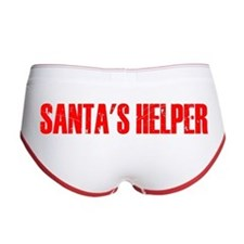 Santa's Helper Women's Boy Brief