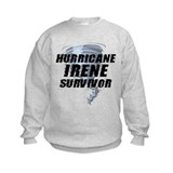 Hurricane Irene Survivor Sweatshirt