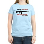 Guns Women's Light T-Shirt