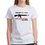 Guns Women's T-Shirt