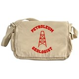 Petroleum Geologist Messenger Bag