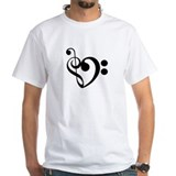 Musical Heart Shirt