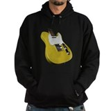 Yellow Guitar Hoody