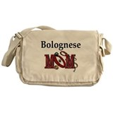 Bolognese Mom Messenger Bag