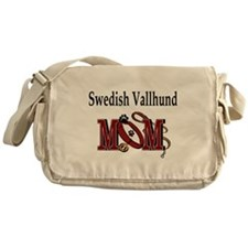 Swedish Vallhund Mom Messenger Bag