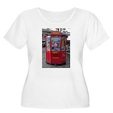 Boston Ticket Booth T-Shirt