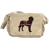 BFF Anatolian Shepherd Messenger Bag