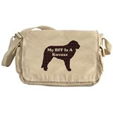 BFF Kuvasz Messenger Bag