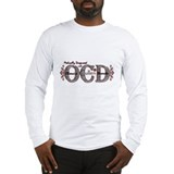 Obsessive Cullen Disorder Long Sleeve T-Shirt