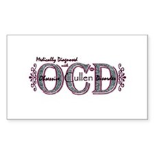 OCD purple Decal