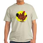 Production Red Sunburst Light T-Shirt