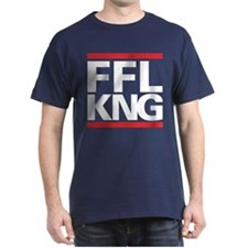 FFL KNG (Fantasy Football League KING) T-Shirt
