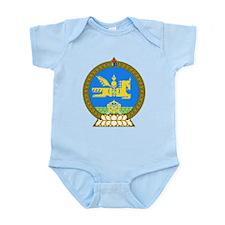 Mongolia Infant Bodysuit