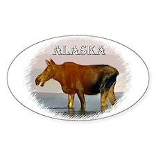 Unique Alaska travel Decal