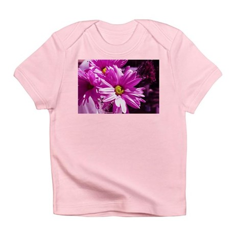Pink Daisies Infant T-Shirt