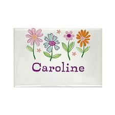 Daisy Garden Rectangle Magnet (10 pack)