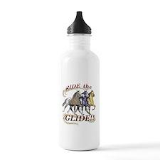 RIDE THE GLIDE! Water Bottle
