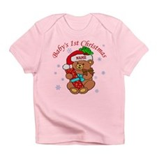 Baby's 1st Christmas Infant T-Shirt