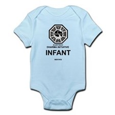 Dharma Initiative Infant Bodysuit