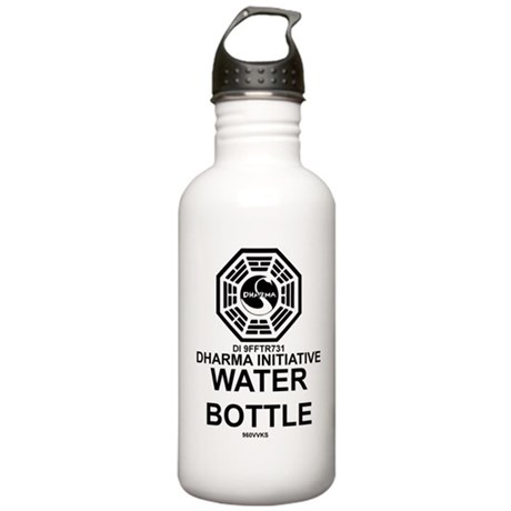 Dharma Initiative Stainless Water Bottle 1.0L