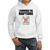 I Survived The Rapture - 21st Jumper Hoody