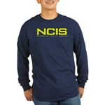 NCIS Long Sleeve Dark T-Shirt