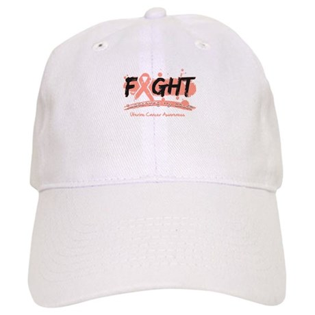 Fight Uterine Cancer Cause Cap