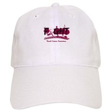 Fight Throat Cancer Cause Baseball Cap