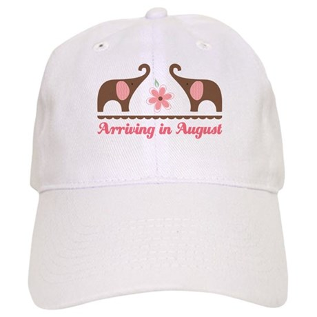 August Pregnancy Due Date Cap