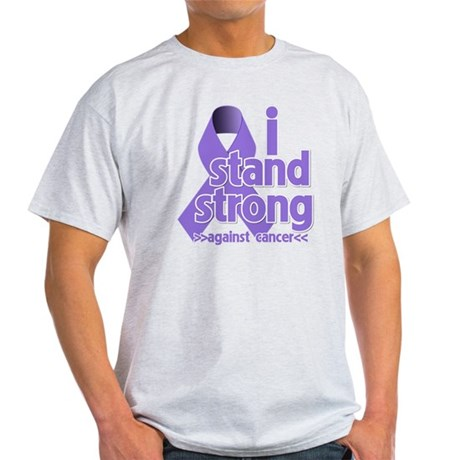 I Stand Hodgkin's Lymphoma Light T-Shirt