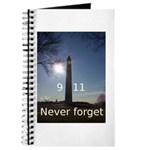 9/11 American Pride Journal
