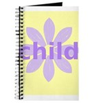 Flower Child Journal