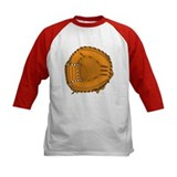 catcher's mitt Tee