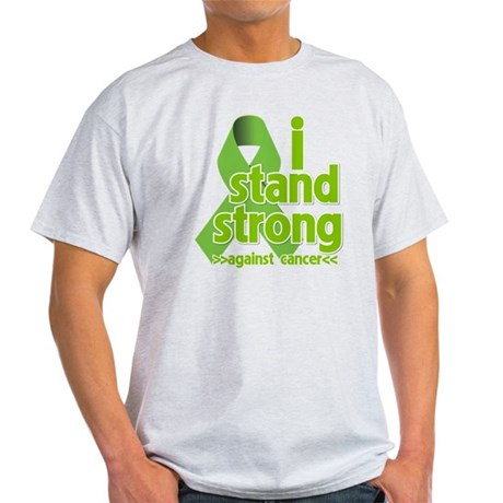 I Stand Non-Hodgkins Light T-Shirt