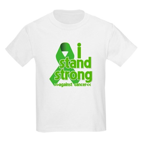 I Stand Non-Hodgkins Kids Light T-Shirt