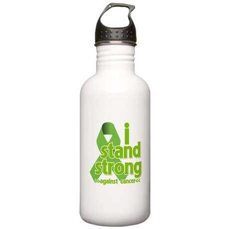 I Stand Non-Hodgkins Stainless Water Bottle 1.0L