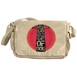 Glory to God Messenger Bag